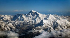 where is mount everest located on a map | | NEPAL TREKKING AND ...