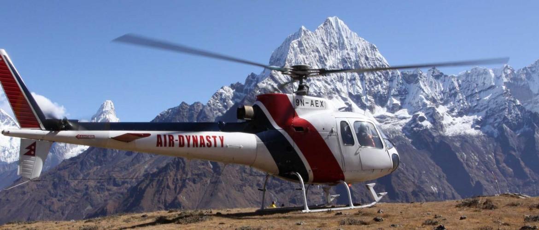 Los Annapurna Range Heli Tour