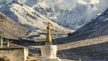 Everest Base Camp trek – 10 Days