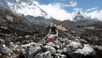 Everest High Passes via Island Peak – 25 Days