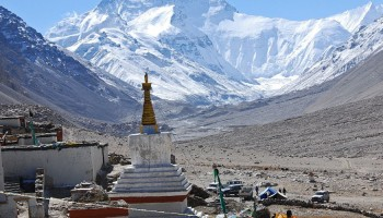 Tibet Tour with Everest Base Camp and Kailash – 15 Days